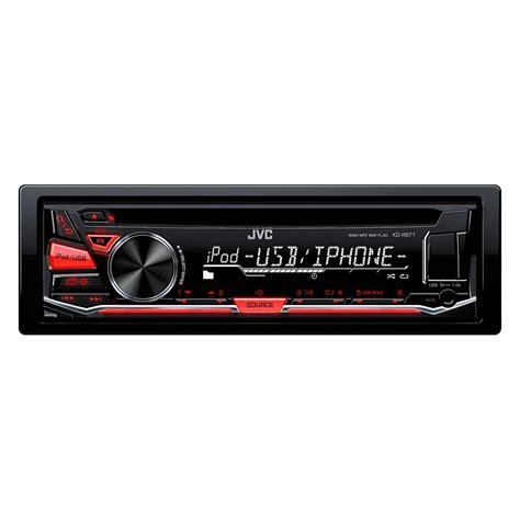 format cd pour autoradio jvc kd r671 autoradio jvc sur ldlc com