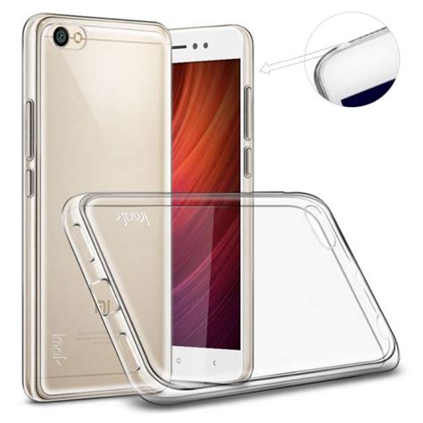 Xiaomi Redmi 1s Casing Imak 1 Ultra Thin Hardca 2010 imak ultra thin tpu for xiaomi redmi note 5a transparent jakartanotebook