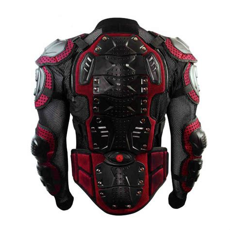 motocross racing gear motorcycle motorbike motocross armor racing jacket