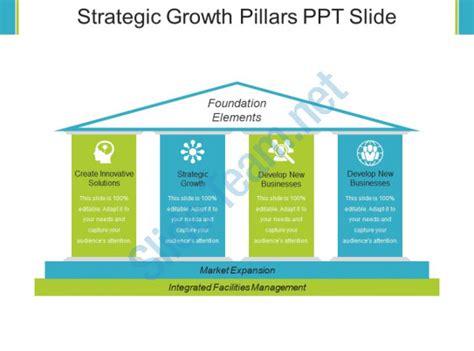 17737216 Style Essentials 1 Our Vision 4 Piece Powerpoint Presentation Diagram Infographic Slide Strategic Pillars Template