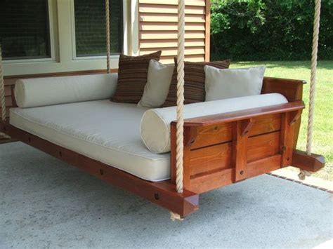 twin bed swing 1000 ideas about porch swing beds on pinterest swing