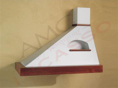 Type Of Cornice Cappa Trapezio G Cm 90 A Parete Punta A Sinistra Compresa