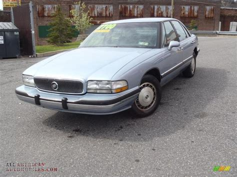 how make cars 1994 buick coachbuilder electronic valve timing 1994 buick lesabre custom in light adriatic blue metallic photo 2 464211 all american