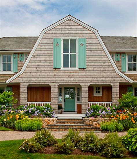 houses with shutters a shingled house with aqua shutters on cape cod hooked on houses