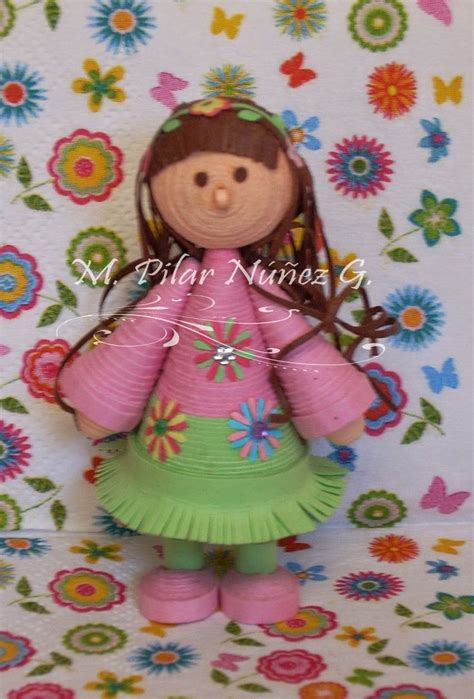 quilling design doll 59 best images about quilling 3d doll on pinterest