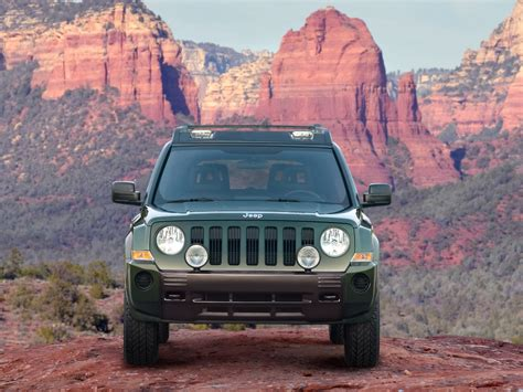 2005 Jeep Patriot 2005 Jeep Patriot Concept Front 1280x960 Wallpaper