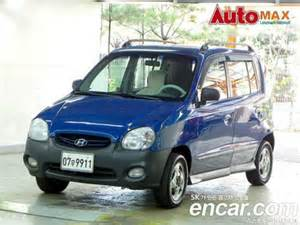 1998 hyundai atoz related infomation specifications
