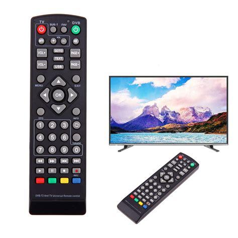 Remote Receiver Dvb Universal universal tv remote controller for dvb t2 remote rm d1155 sat satellite television