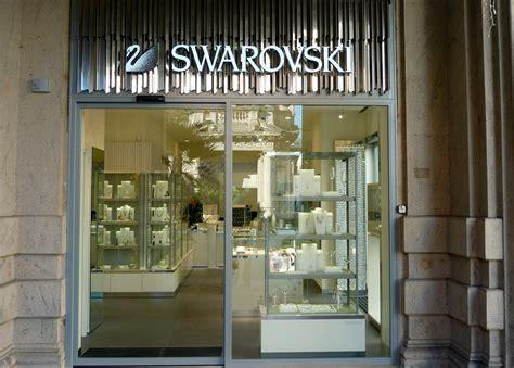 porta prezzi negozi swarovski porta per negozio metallica srl