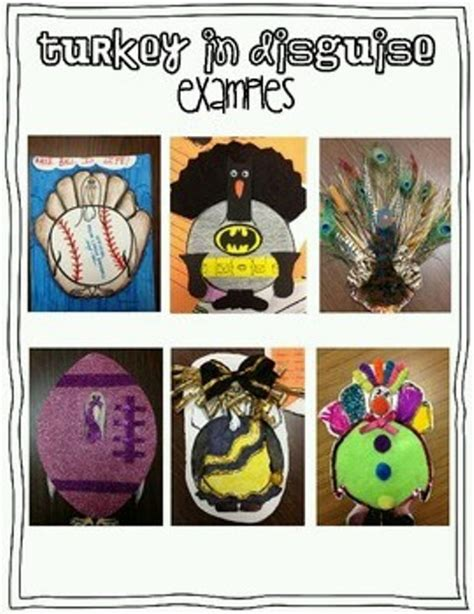Mrs Davis Tigerific Kinders Just Another Cobb Learning Site Family Turkey Project Template