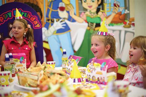 birthday ideas venue hire at chipmunks