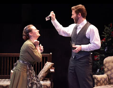 a doll s house theater review powerful nora breaks out of a doll s house