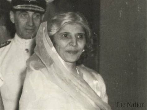 Miss Fatima Jinnah Essay by Fatima Jinnah Remembered On 49th Anniversary