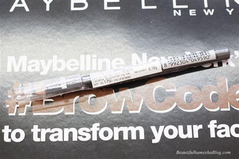 Maybelline Fashion Brow Pencil 0 78 Gr maybelline fashion brow pencil grey review price