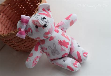pattern for baby clothes teddy bear baby clothes memory bear pattern and tutorial pa country