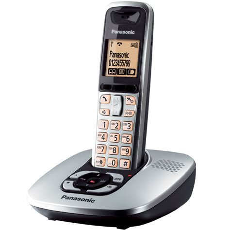 Panasonic Cordless Wireless Phone Kx Tg3612 panasonic kx tg6421 cordless phone productfrom