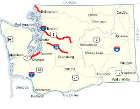 Washington Dot Traffic Map by Driver Tips For Christmas 2016 I 90 I 5 And Us 2 Wsdot