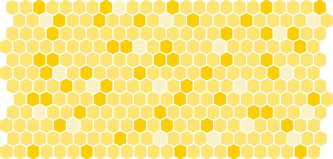 yellow honeycomb pattern honeycomb pattern made this for a bee farmer s business