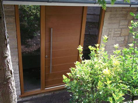 Outside Entrance Doors Spacefold 187 Timber Entrance Doors
