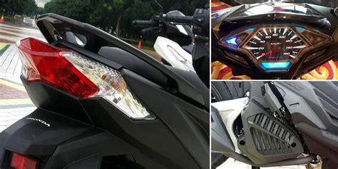 Lu Led Motor Beat Lama melihat lebih dekat all new honda vario 125 dan 150