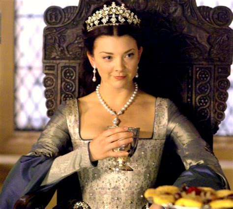 Natalie Dormer The Tudors Boleyn The King S Anneboleynreflections