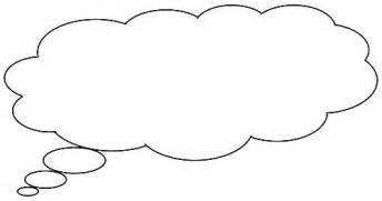 popular free printable thought bubbles free download clip art