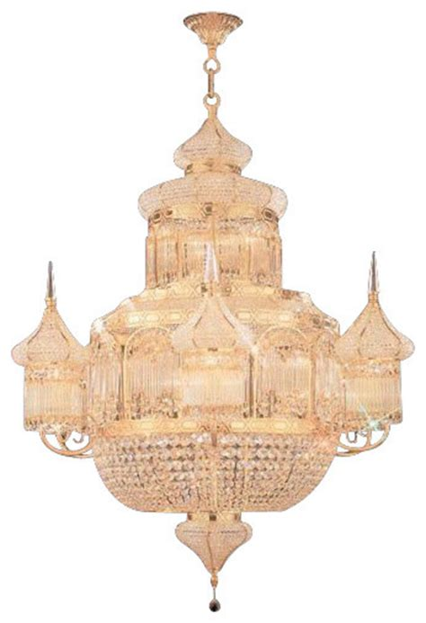 Mosque Chandelier Moroccan Mosque Chandelier Traditional Chandeliers By Gallery