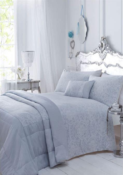 blue bed linen duvet sets luxury woven jacquard quilt duvet cover bedding bed linen