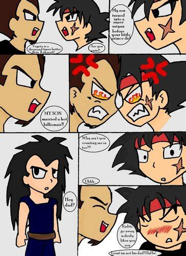 Fasha Big bardock images king vegeta vs bardock mini comic hd