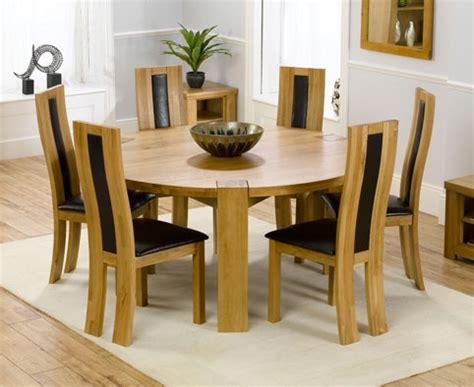 table for 6 deco oak large dining table 160cm 6 santander