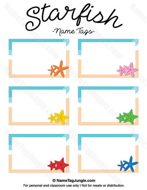 https www vistaprint photo gifts photo cards templates new year c2531 page 2 free printable starfish name tags the template can also