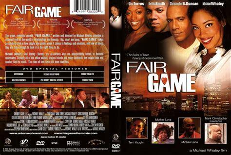film quiz dvd fair game movie dvd scanned covers 3123fair game