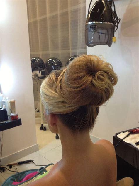 Wedding Hair Big Bun by Up Do Wedding Big Bun Wedding Hair