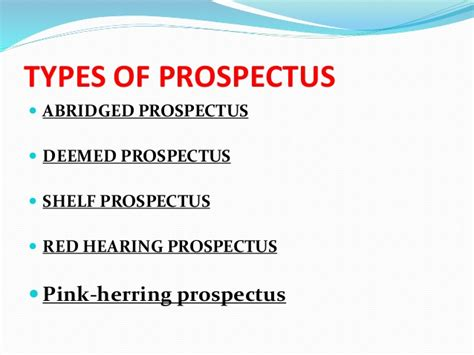 Shelf Prospectus And Herring Prospectus by Base Shelf Prospectus Definition Perplexcitysentinel