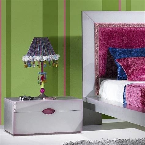 silver and pink bedroom luxus silver pink children s bedroom set collection with carvings