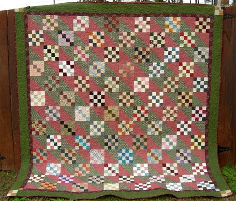 Patch Quilt Pattern Free by This Lovely Scrapbuster Is A To Make Quilting Digest