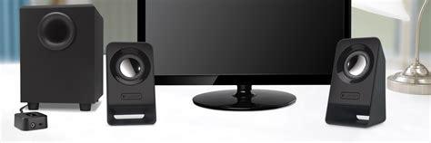 Speaker Logitech Z213 Compact Speaker System 1 logitech z213 multimedia speakers 2 1 stereo speakers with