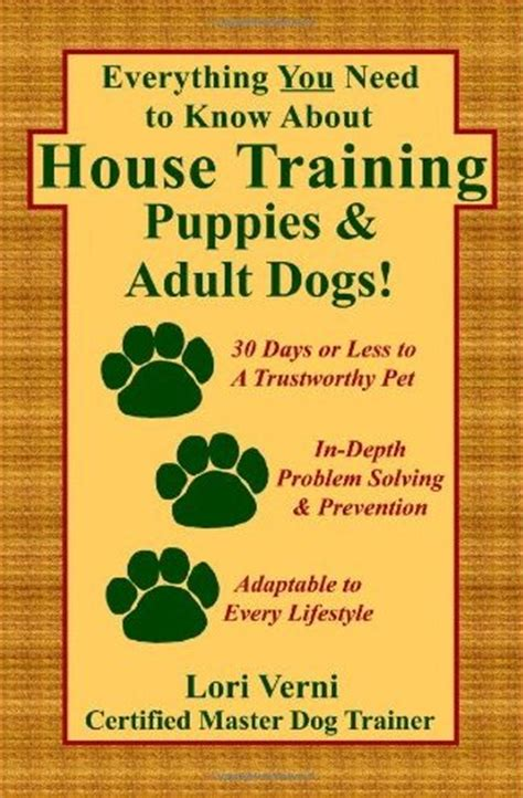 how to house train a grown dog heartprints pets everything you need to know about house
