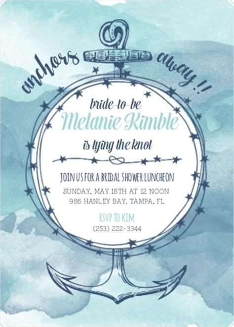 How To Decorate Your First Home by Bridal Shower Themes Fun Cute Nautical Outdoor