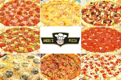 big family pizza promo  angels pizza
