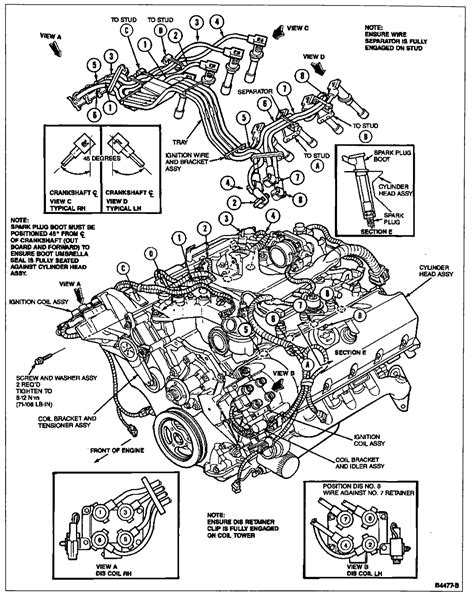 do you the firing order for a 1993 grand marquis mercury