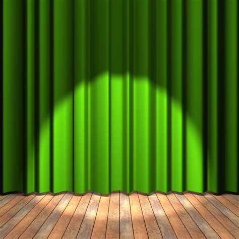 curtain green istock green curtain