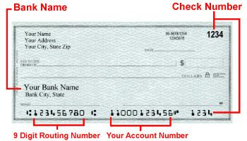 Bank Routing Number Autochess How Do I Locate My Bank Routing Number And