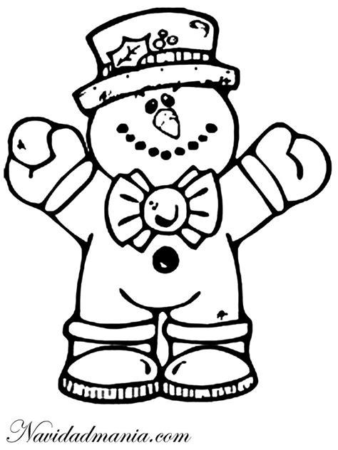 dibujos de navidad para colorear muñecos de nieve mu 241 ecos de nieve de navidad para colorear images