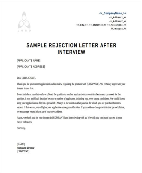 read a rejection letter reply so brilliant it got him hired