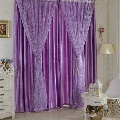 Multi Colored Curtains Drapes Multi Color Assorted Sheer Curtains Window Room Divider Panel Drapes Valance New Ebay