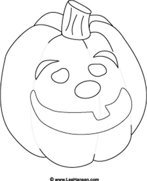 happy pumpkin coloring page happy face halloween pumpkin coloring page