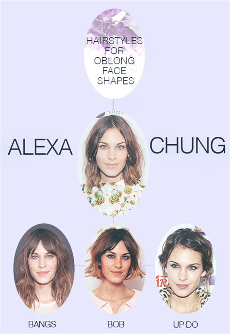 rectangle face shape hairstyles hairstyles for your oblong face shape short medium and