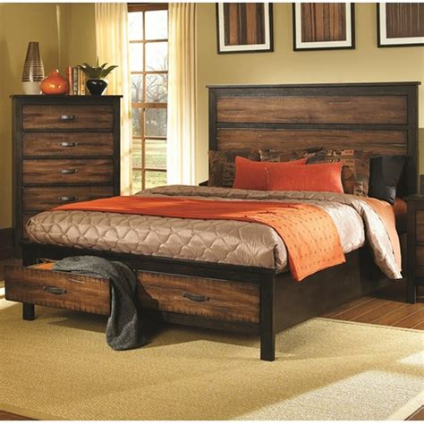 california king size bed coaster 202300kw black california king size wood bed