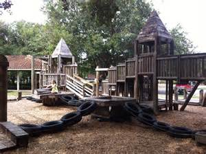 Community playground aka castle park our orlando family fun
